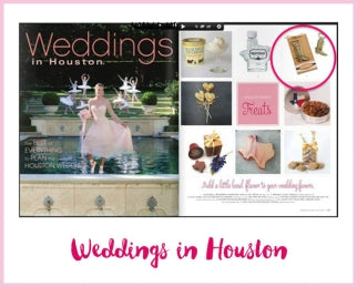 Weddings in Houston Magazine -