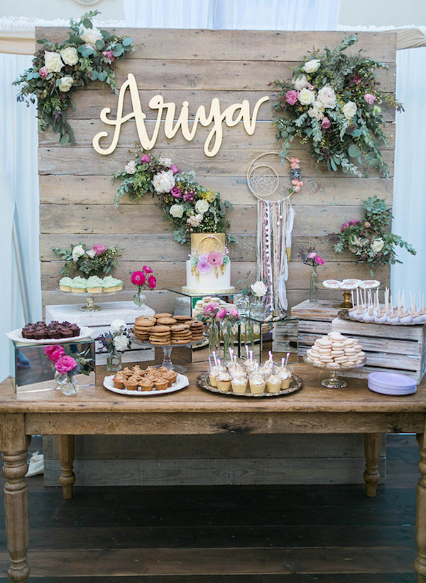 Whimsical Baby Shower | 10 Unique and Interesting Baby Shower Themes | Kate Aspen