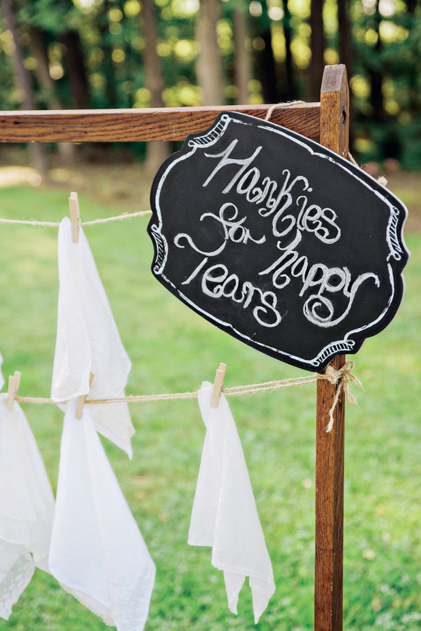 Hankies Quote | Hot Air Balloon Wedding | Studio 83 Wedding Photography | Kate Aspen