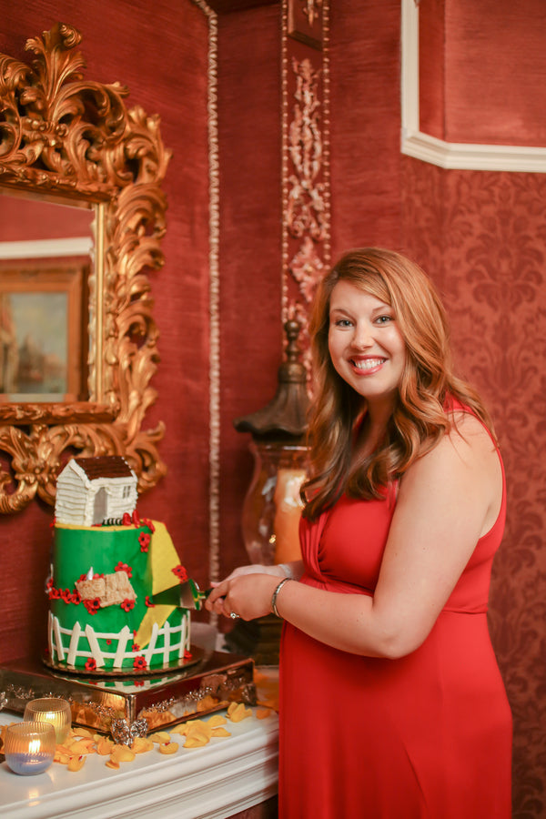 Wizard of Oz Cake | A Wizard of Oz Baby Shower | Life Long Studios Photography | Kate Aspen