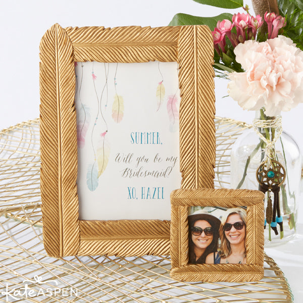 DIY Will You Be My Bridesmaid Gift Box with Free Printable from Kate Aspen