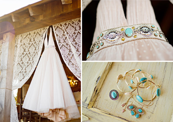 Bohemian wedding dress | Andie Freeman Photography
