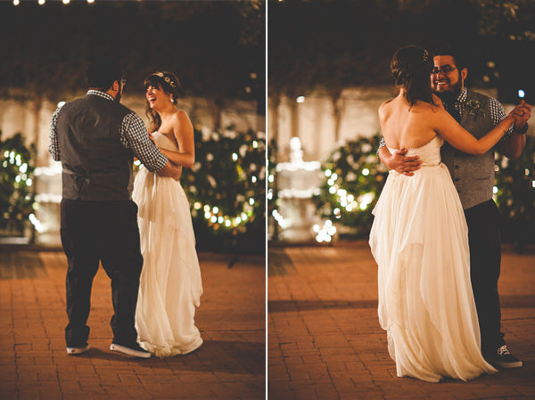 First dance | La Jolla Wedding | Jessica Miriam Photography