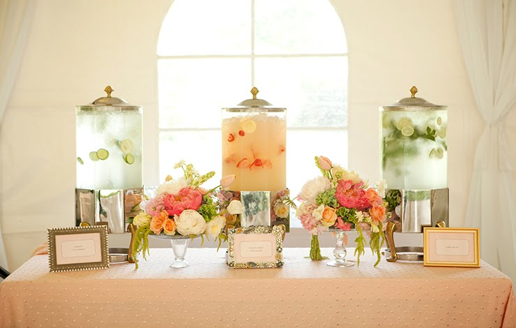 Drink Station | Party Trends | Kate Aspen