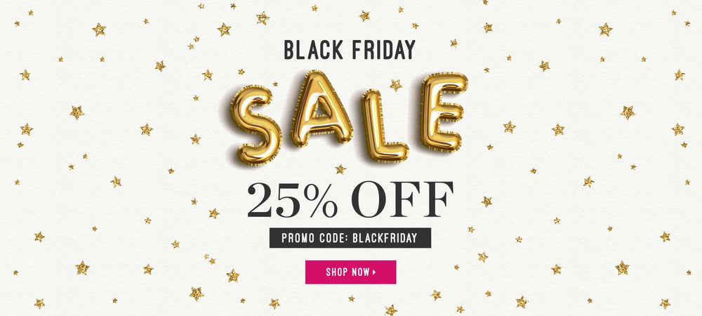 Black Friday Sale - 25% OFF Site Wide | Kate Aspen