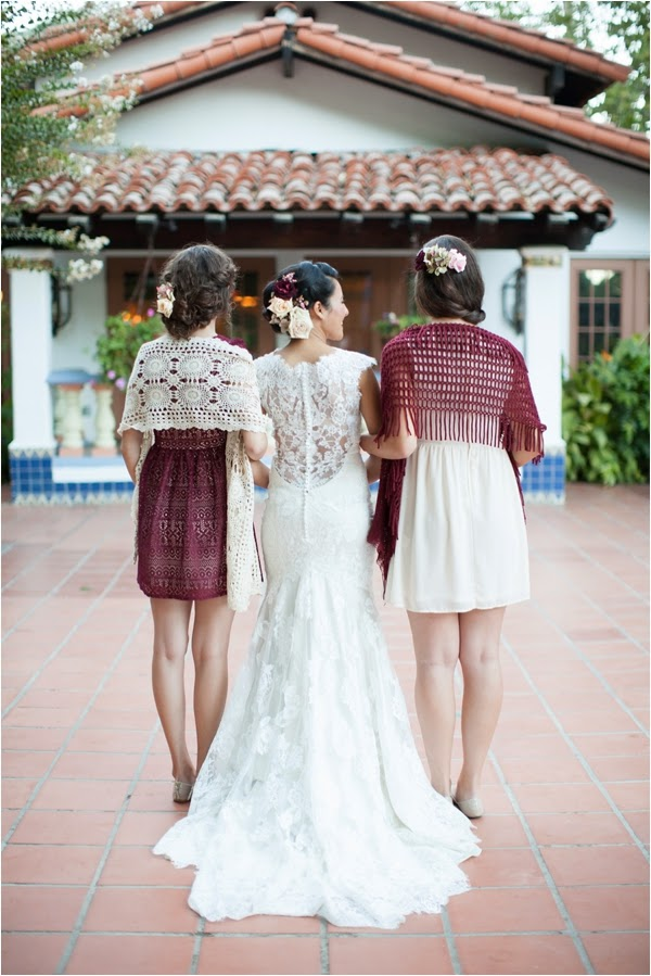 Le Manifique Blog - Spanish Wedding Inspiration Diana Mcgregor