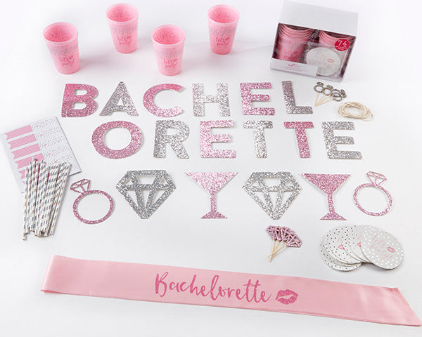 Load image into Gallery viewer, Let's Party 74 Piece Bachelorette Party Kit
