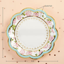 Load image into Gallery viewer, Tea Time Party Whimsy Tableware Set - Blue