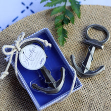 Load image into Gallery viewer, Anchor Nautical - Themed Bottle Opener