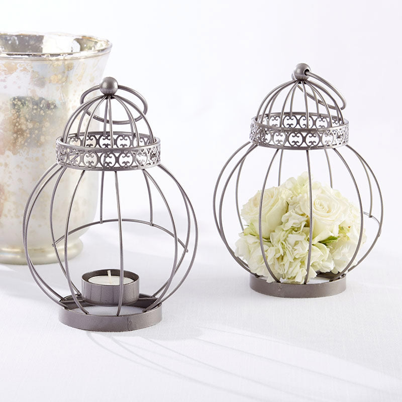 Load image into Gallery viewer, Vintage Bird Cage Lantern