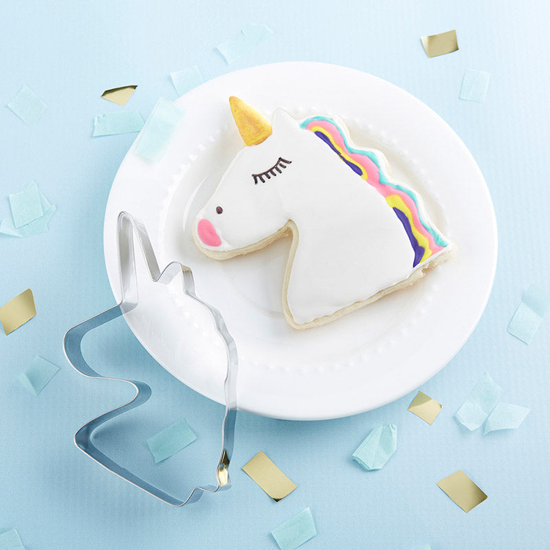 Load image into Gallery viewer, Unicorn Cookie Cutter