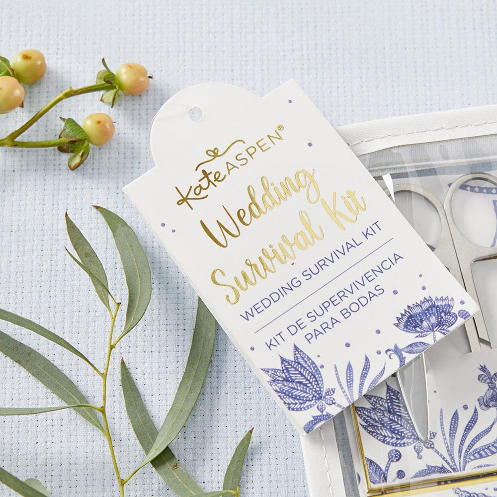 Load image into Gallery viewer, Blue Willow Wedding Survival Kit