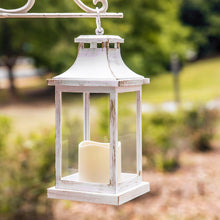 Load image into Gallery viewer, LED Vintage Decorative Ivory Lantern - Hampton