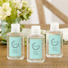 Load image into Gallery viewer, Personalized 2 oz. Hand Sanitizer (Set of 12)