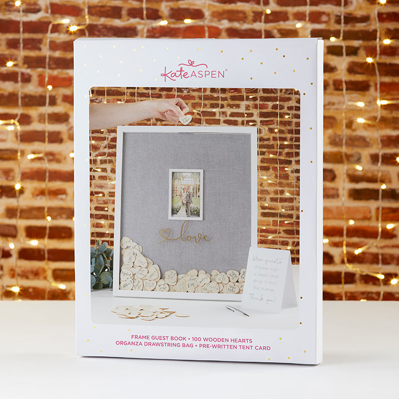 Wedding Guest Book Alternative - Frame