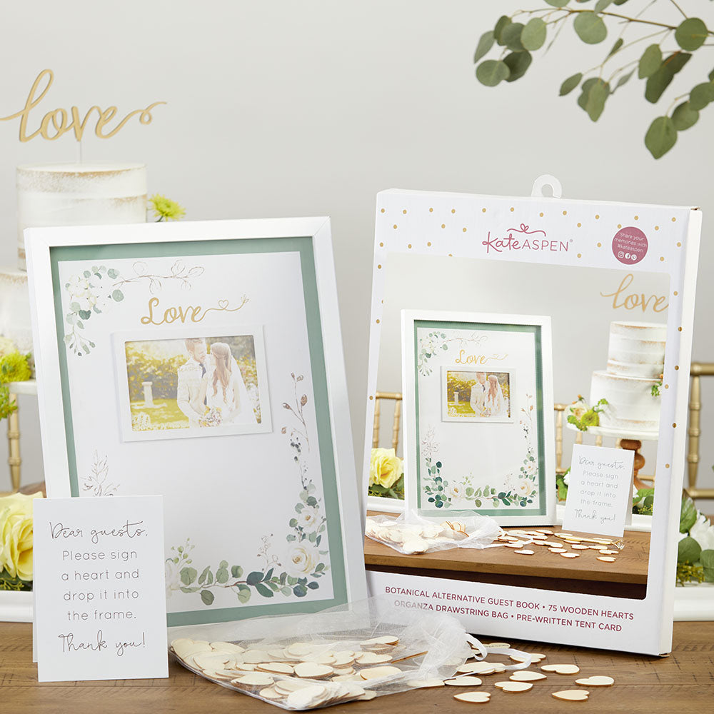Load image into Gallery viewer, Wedding Guest Book Alternative - Botanical Garden