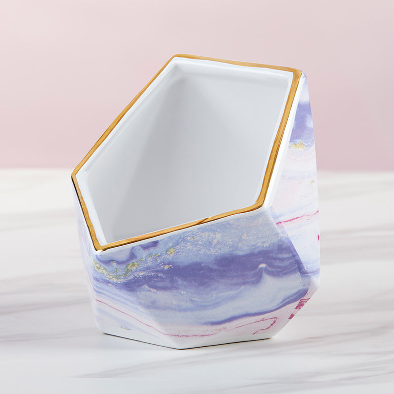 Marble Ceramic Phone Amplifier