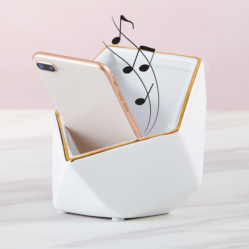 Classic Ceramic Phone Amplifier