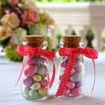 Vintage Milk Bottle Favor Jar - Baby (Set of 12) (Available Personalized)