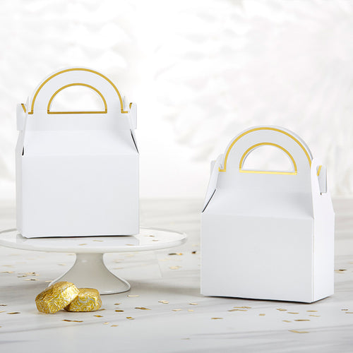 Gable Favor Box - DIY (Set of 12)
