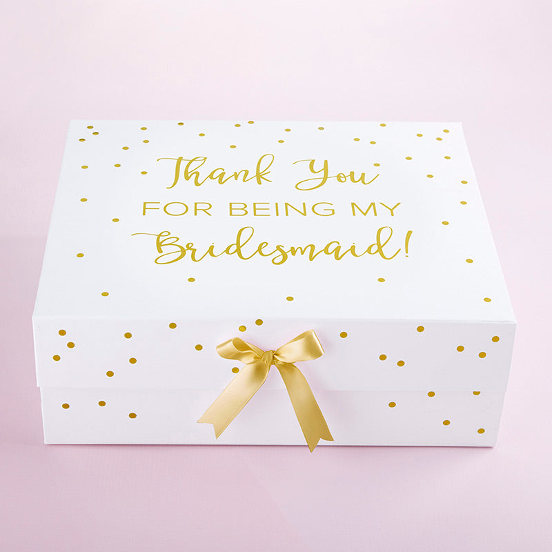 Thank You For Being My Bridesmaid Kit Gift Box