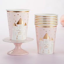 Load image into Gallery viewer, Princess 8 oz. Paper Cups (Set of 8)