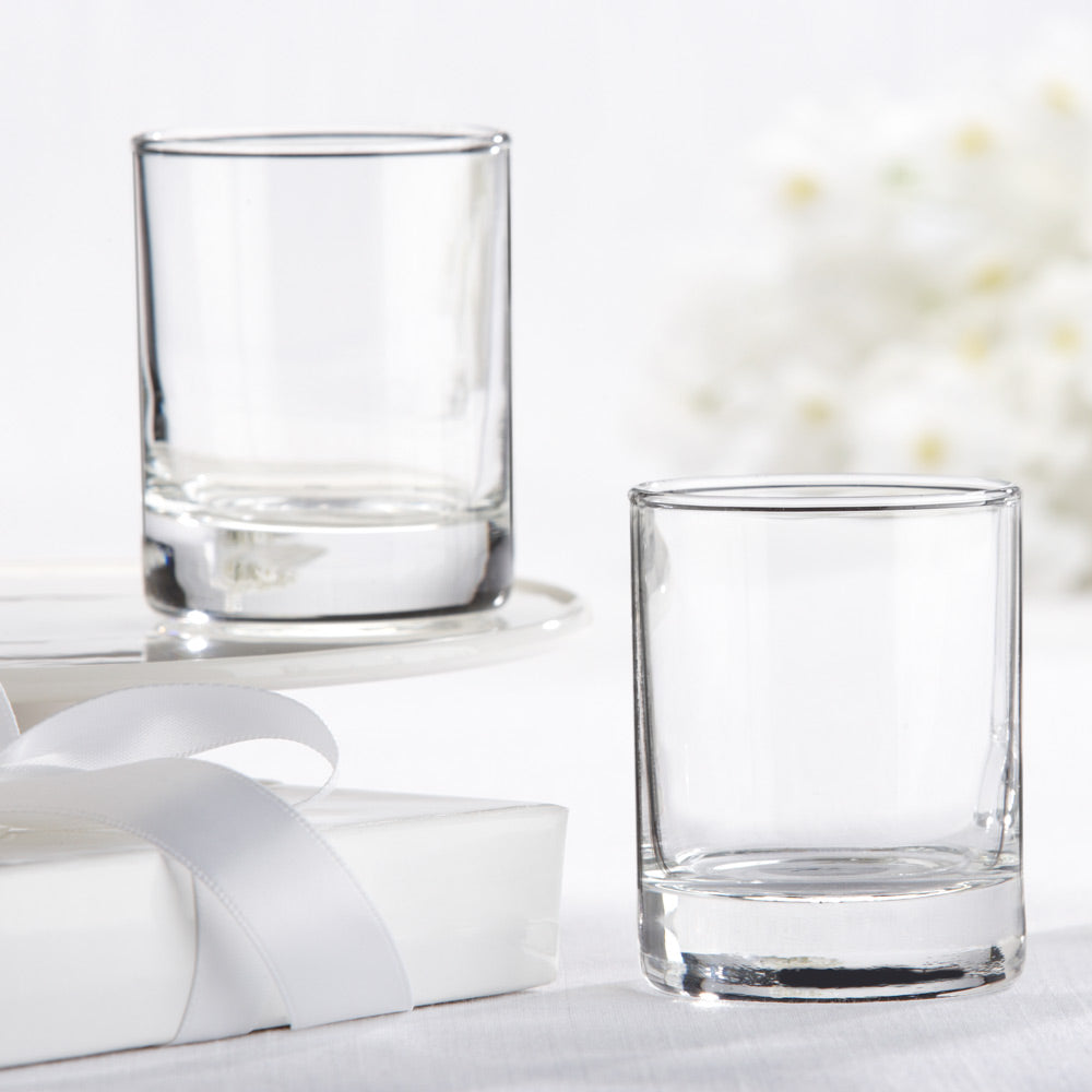 2 oz. Shot Glass/Votive Holder - DIY