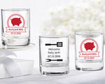 Personalized 2 oz. Shot Glass/Votive Holder - BBQ