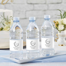 Load image into Gallery viewer, Personalized Water Bottle Labels (Set of 12)