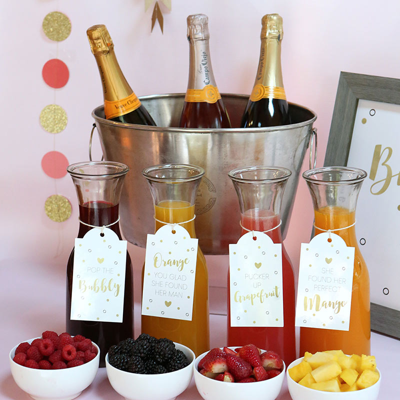 Mimosa Bar 10-Piece Kit - Classic