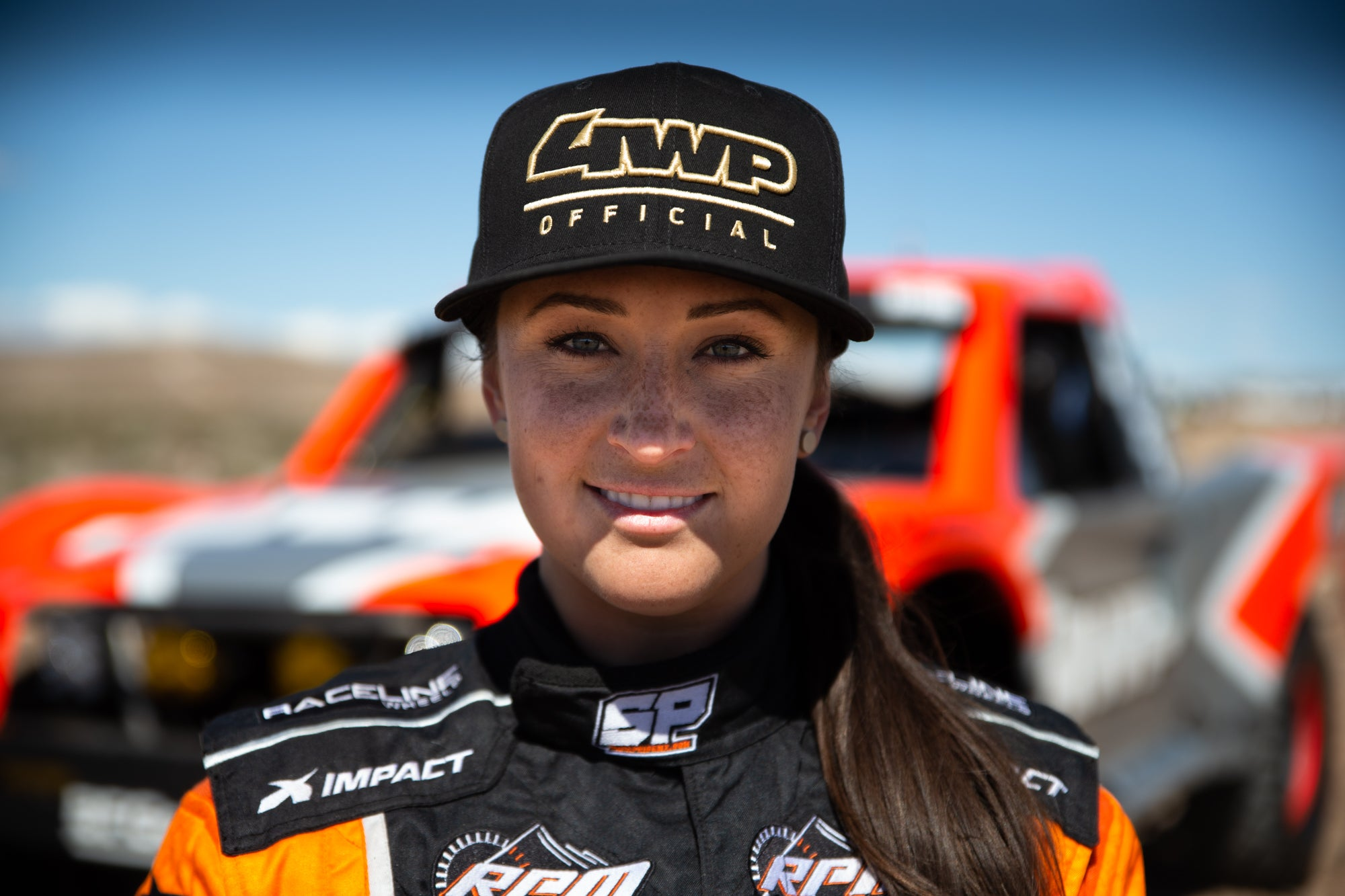Sara Price will be competing at the world-renown SCORE World Desert Championship Baja 1000 November 19-24 as an ''IronWoman''