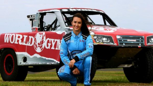 US Motocross star turned Super Trucks driver Sara Price ready to race in Gold Coast 600 weekend