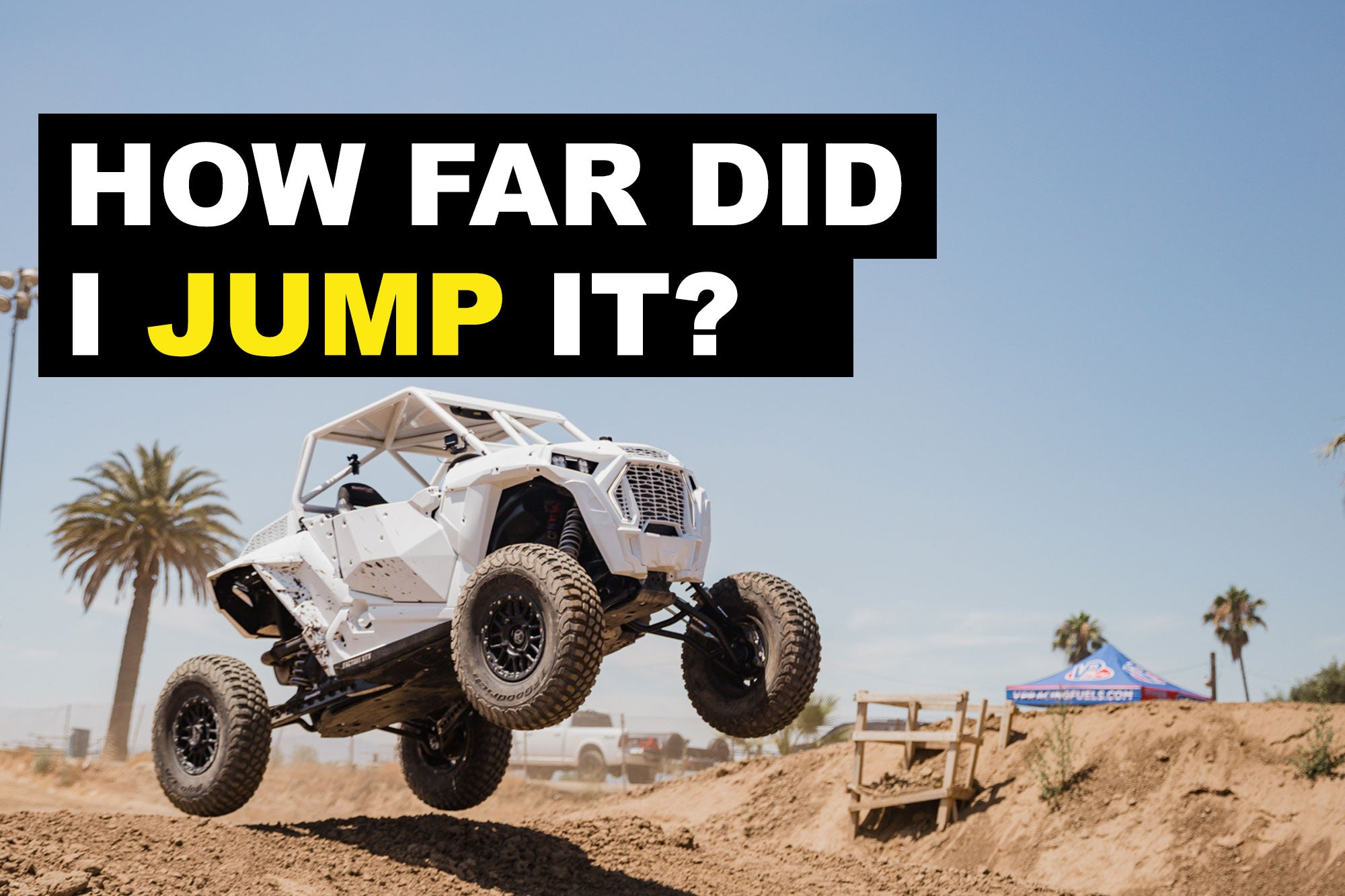 #SPTV EP 9 Jumping my Polaris RZR at a Moto Track