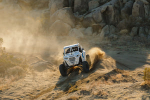Signed Poster King of Hammers UTV