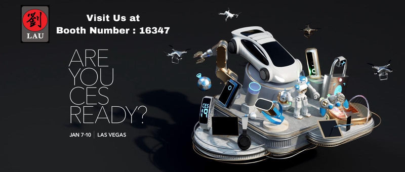 [UPCOMING EVENTS] CES 2020 : 7 January 2020 - 10 January 2020