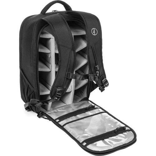 Tamrac Nagano 16L Camera Backpack (Black/Charcoal)