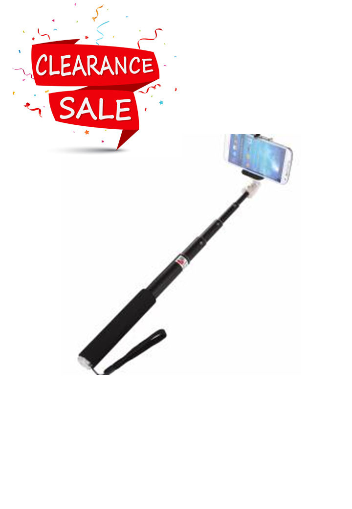 Samurai Selfie Stick with Free Phone Holder