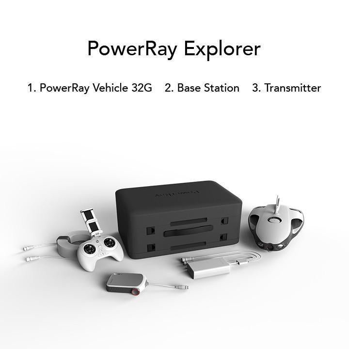 PowerVision PowerRay Explorer Underwater Drone