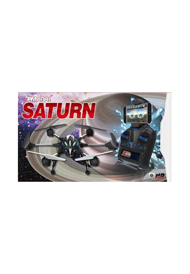 Samurai Saturn Air Drone