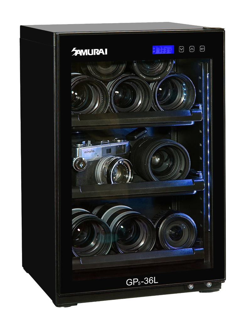 GP5-36L Dry Cabinet (2020 Improved Model)