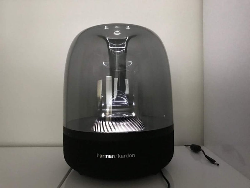Harman Kardon Aura Studio 2 Bluetooth Speaker System - Black/ Local Warranty!