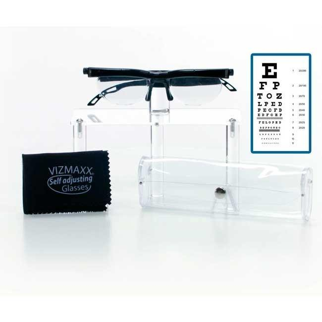 Adjusting Glasses - Gafas Autoajustables