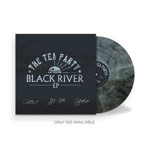 The Black River EP - Signed Vinyl (Limited To 100 Copies)