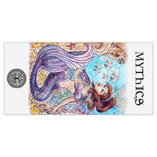Elthia Mermaid Beach Towels