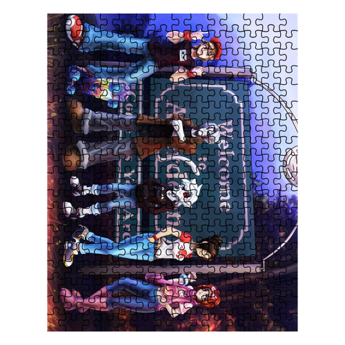 Changeling Cast Puzzle