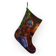 Load image into Gallery viewer, Changeling Christmas Stocking
