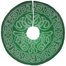 Load image into Gallery viewer, Mythoverse Christmas Tree Skirt