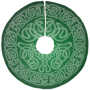 Mythoverse Christmas Tree Skirt