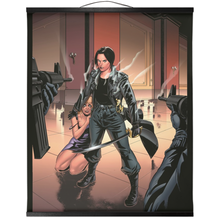 Load image into Gallery viewer, Adobe Kroger: Dame Commander #1  Cover art Wall Scroll