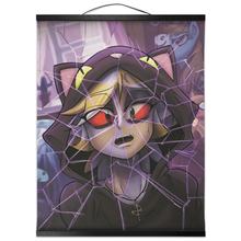 Load image into Gallery viewer, Changeling: An Urban Fairy tale #1 Cover art Wall Scroll